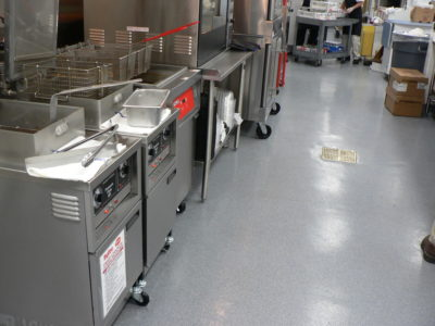 commercial kitchen flooring hinges choosing for your facility