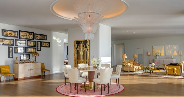 Image result for penthouse suite at faena hotel