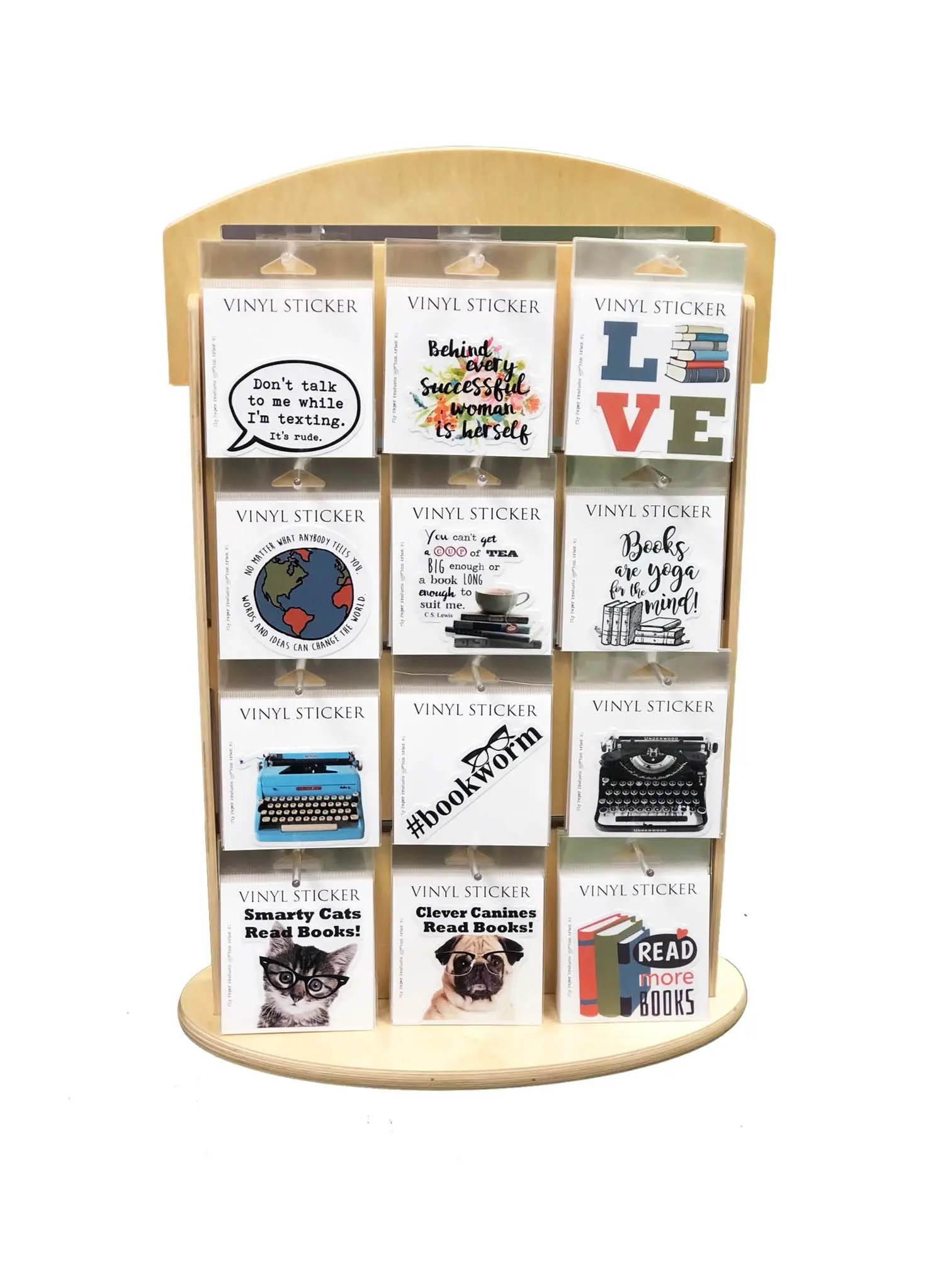 purchase wholesale sticker display