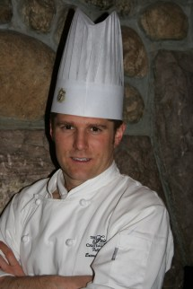 Felix Pfister Executive Chef Fairmont Chateau Lake