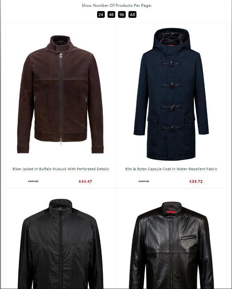 clothingsshopping.club Tienda online Falsa
