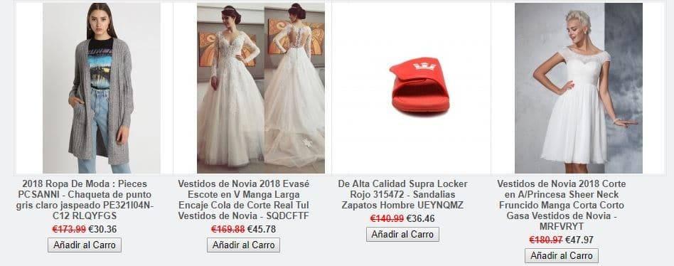 Pepimantas.es Tienda Falsa Online