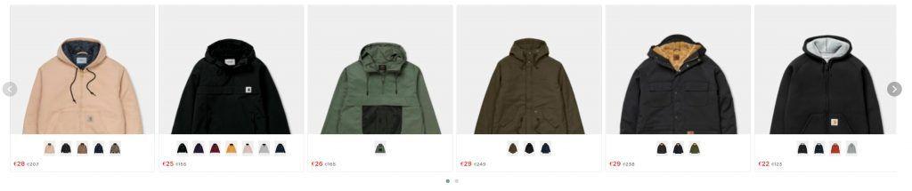 Carhartjackets.online Tienda Online Falsa