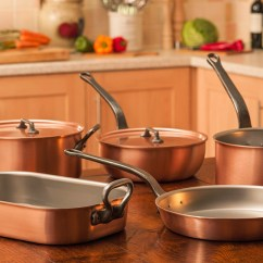 Kitchen Pots And Pans The Honest Falk Copper Cookware Now Available Directly From Our Factory