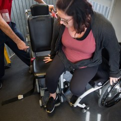 Wheelchair Meaning In Urdu Amish 3 1 Highchair Have Travel Anywhere Wheelchairs Are Gate Checked Before Boarding The Aircraft Photo Codi Darnell