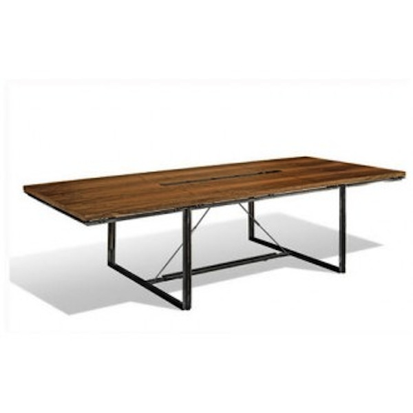 The Banknotes Harper Portable Conference Table, For Pounding