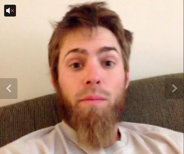 reddick beard