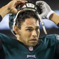 Eagles insider says mark sanchez can t win big games the landry hat