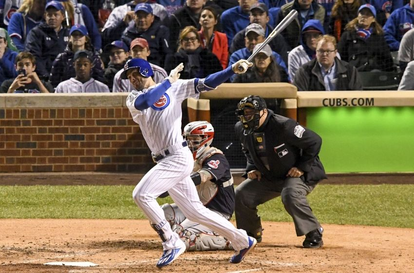 Image result for kris bryant world series