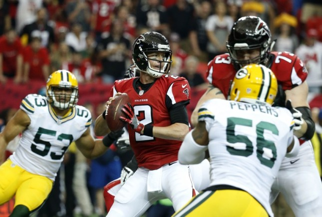 Image result for falcons packers