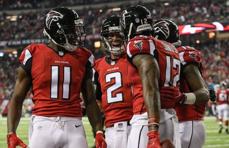 Image result for atlanta falcons 2017