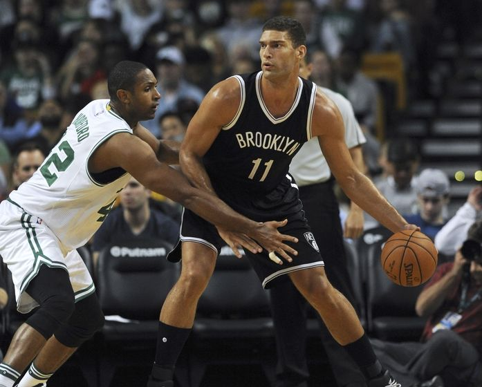 brook lópez,nets,nba,stamford,lakers,ncaa