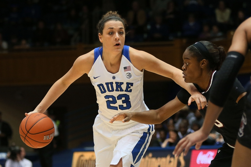 Duke Women's Basketball Routs Syracuse in Top 25 ACC Matchup