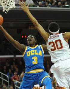 February los angeles ca usa ucla bruins guard aaron also basketball looking at the scholarship and potential depth rh foxsports