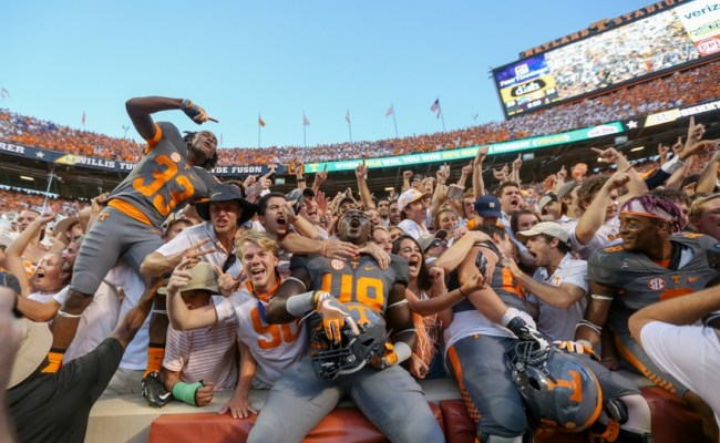 Tennessee Vols Reverse Every Curse Against Them In One