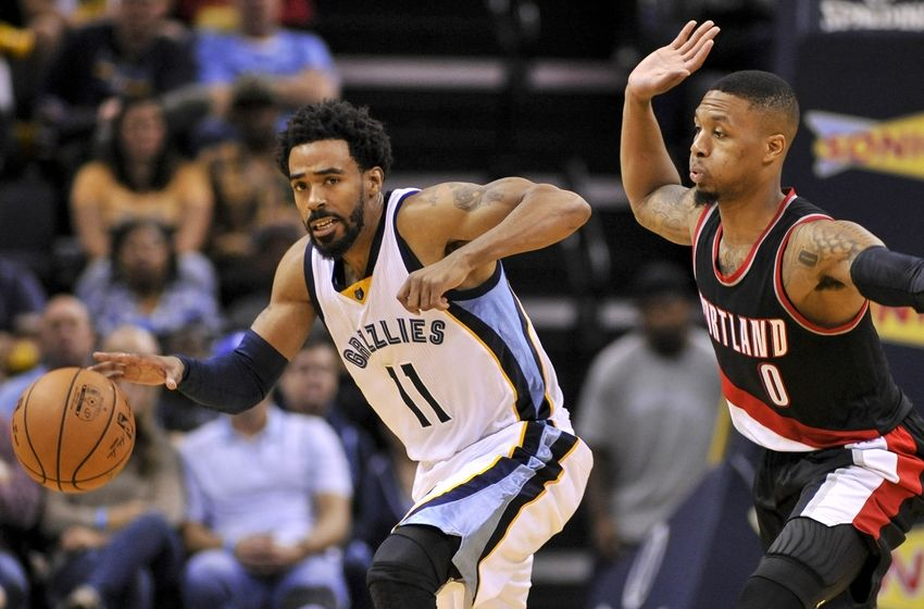 Image result for memphis grizzlies portland trail blazers