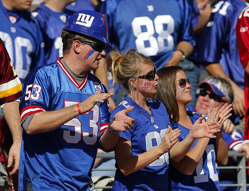 Image result for old new york giants fan