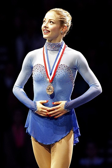 Sochi Olympics 2014 Gracie Gold Making No Changes To Routine