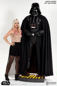 Own your own life-sized Darth Vader statue, but for how much?