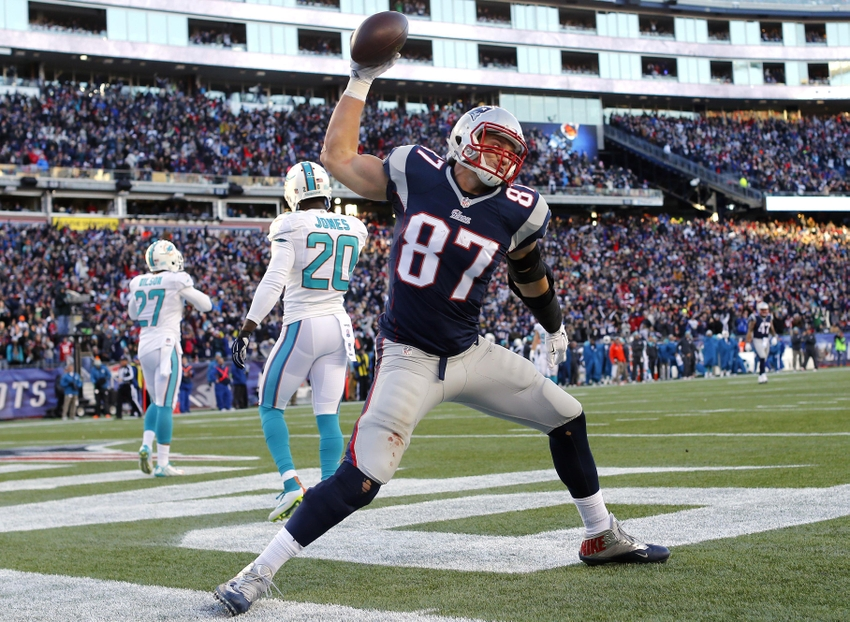 Image result for gronk spike