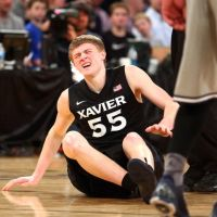 Here's Xavier Guard J.P. Macura Giving Us An All Time Arrest Story