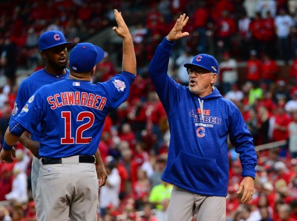 Chicago Cubs set up to dominate baseball for the next 5 years