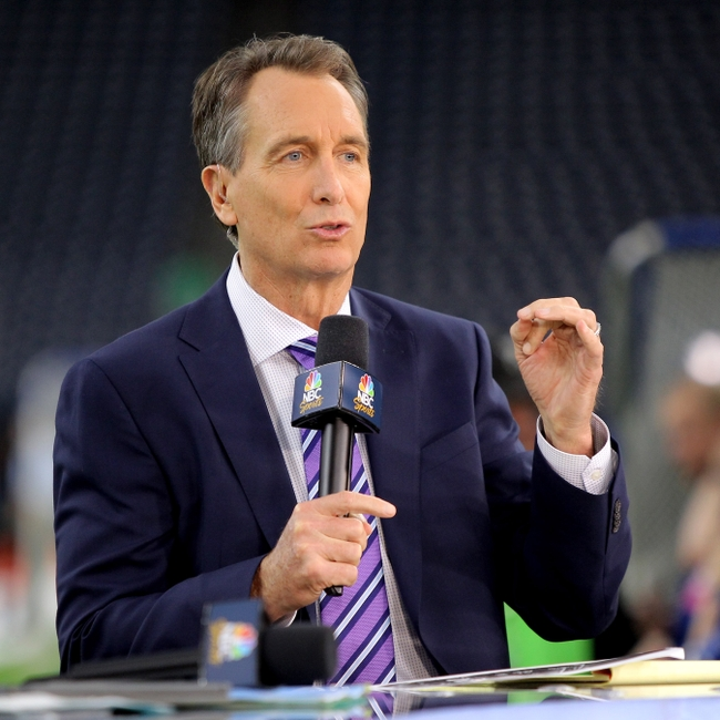 Cris Collinsworth Just Shaded Bill Simmons To The Dark Side Of The Moon
