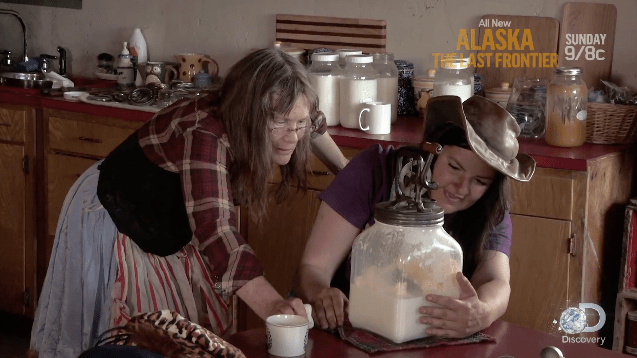 Alaska: The Last Frontier - Olden Days, Olden Ways