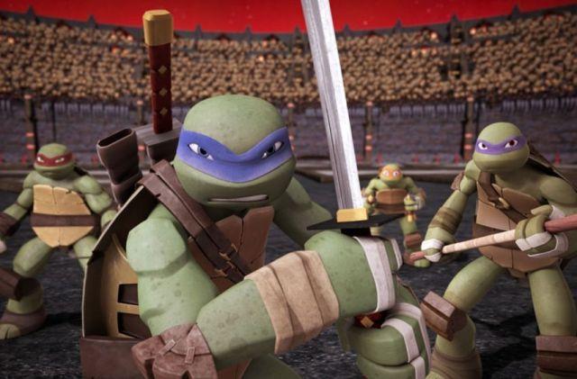 Teenage Mutant Ninja Turtles - The Arena of Carnage