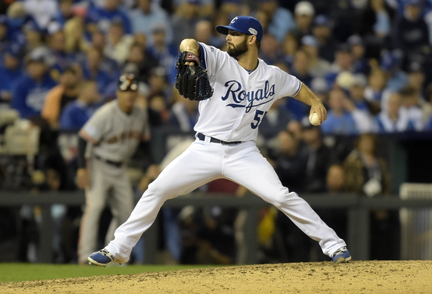 KC Royals Tim Collins Signs Minor League Deal With Nationals