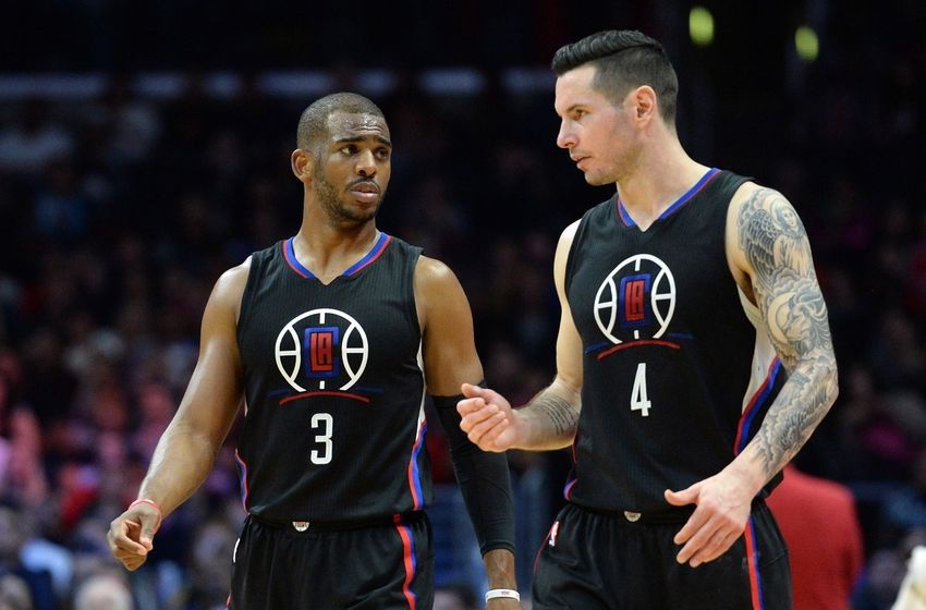 Image result for chris paul jj redick