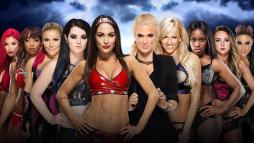 WWE Divas Match WrestleMania 32