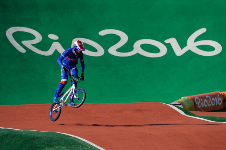 Olympics Cycling BMX Live Stream Watch Online August 18th