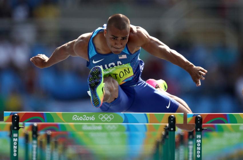 Rio Olympics Medal Count 2016 Ashton Eaton Repeats Gold In Decathlon