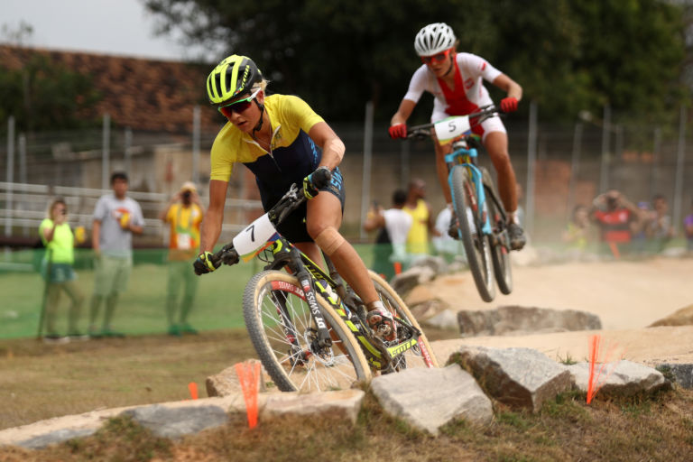 Olympics Cycling Mountain Bike 2016 Results Swedens