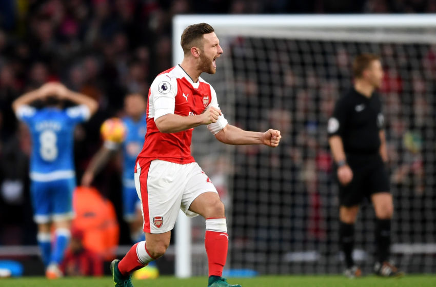 Image result for mustafi arsenal