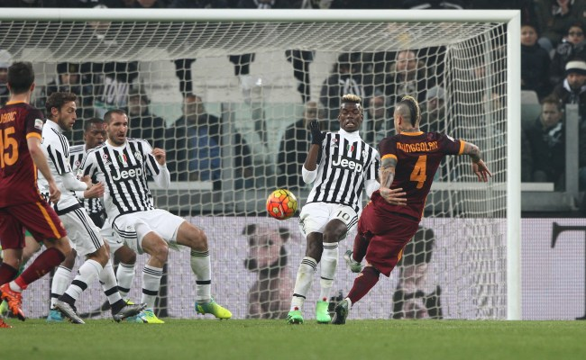 Juventus Vs Roma Live Stream Watch Serie A Online