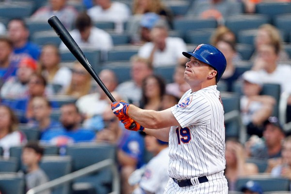 Mets Two Contenders Jay Bruce' Limited -trade List