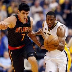 Indiana Pacers Atlanta Hawks Sofascore Dfs Sofas Amsterdam Fall To In Regular Season Finale