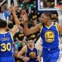 Nba Playoffs 2017 Warriors Sweep Jazz Fans Light Up Twitter