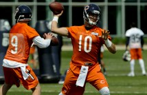 2017 Nfl Rookie Projections Chicago Bears Quarterback
