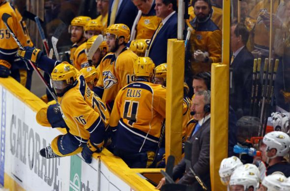 stanley cup playoffs power rankings