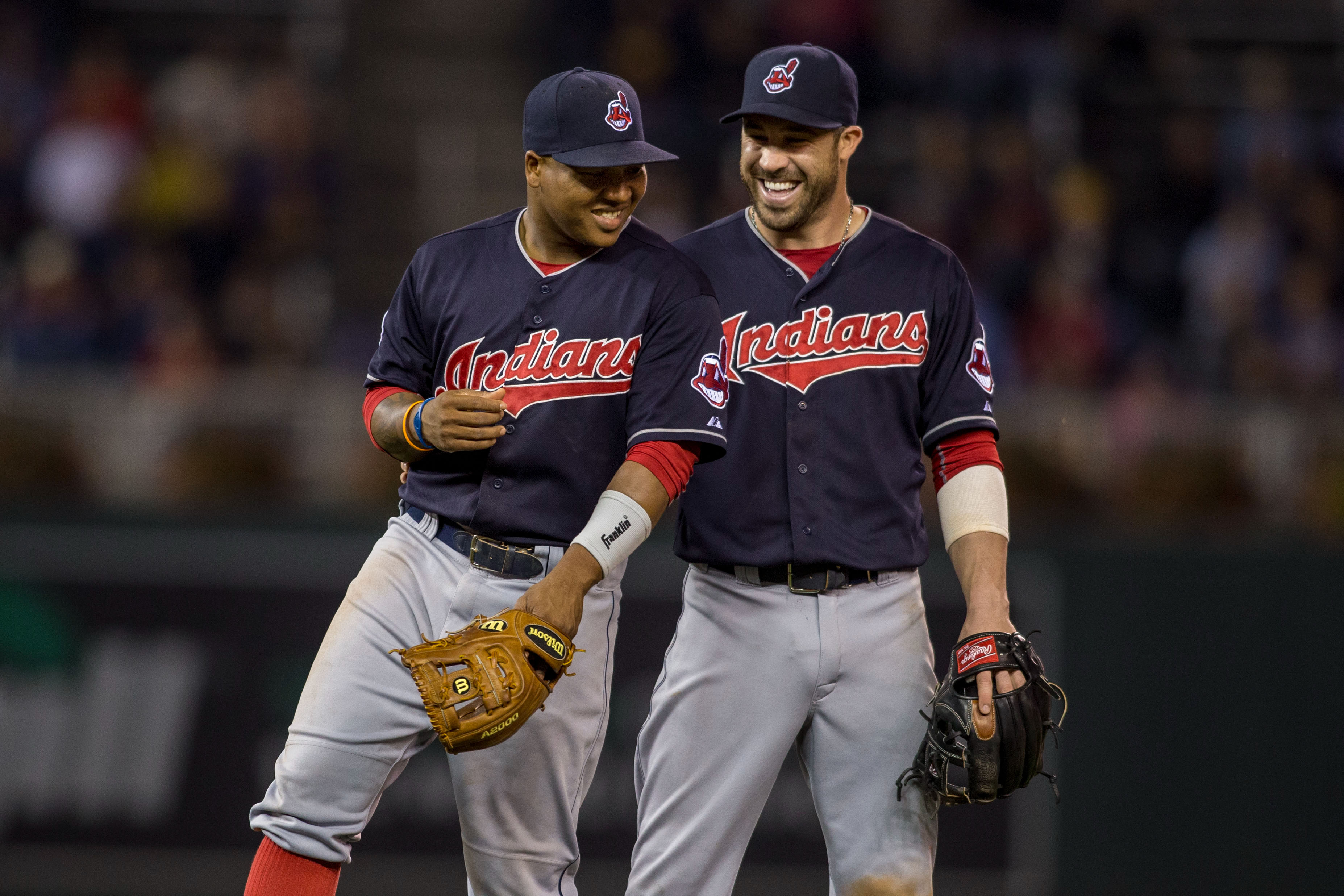 Cleveland Indians 3 players who can start the season at second base