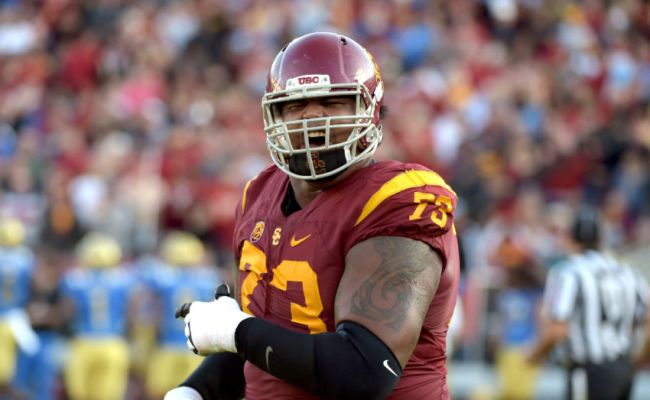 Colts Sign Usc Rookie 4th Round Pick Zach Banner