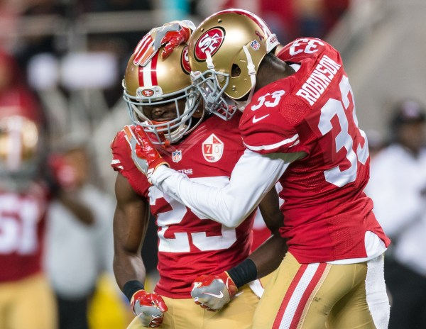 49ers 49ers: 5 potential breakout players for San Francisco in 2017
