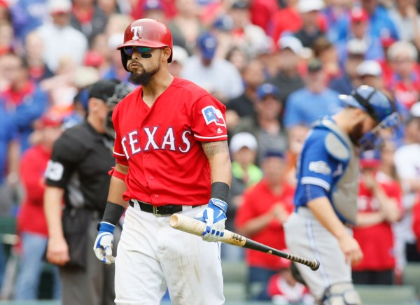 Texas Rangers Baseball Uniforms
