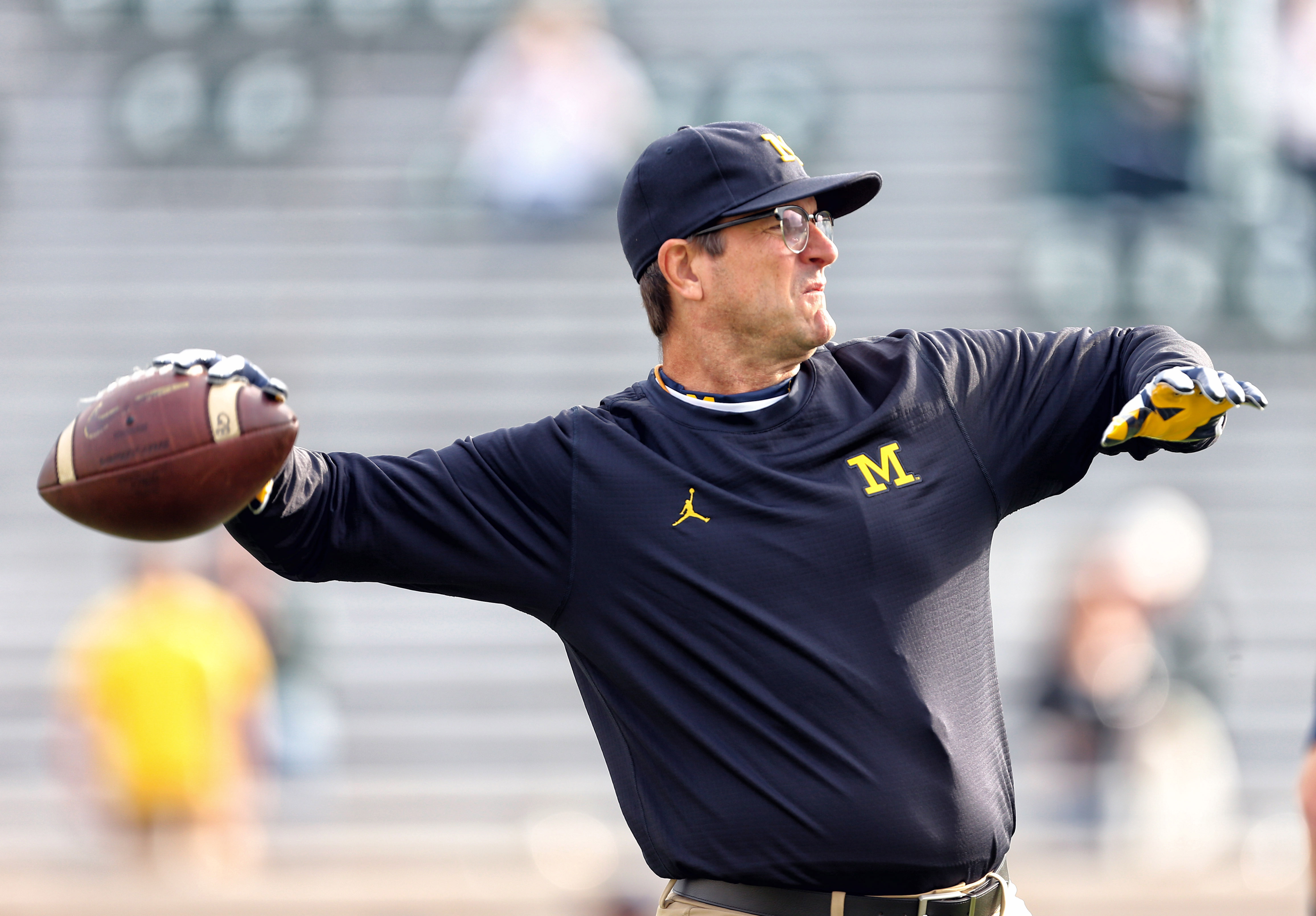 Michigan Football Things Jim Harbaugh Could Be Exposed For