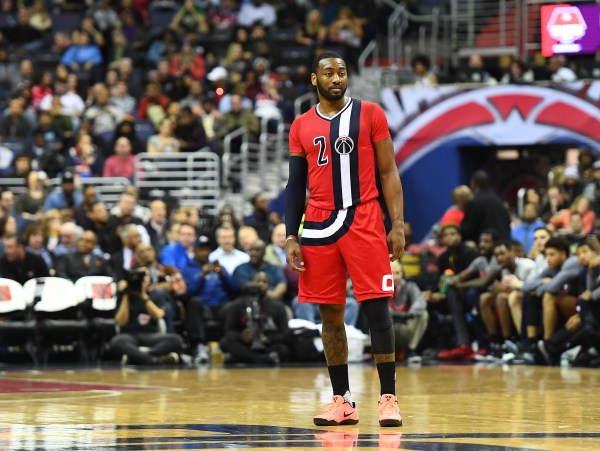 Washington Wizards' John Wall Named 2017 Nba -star Team