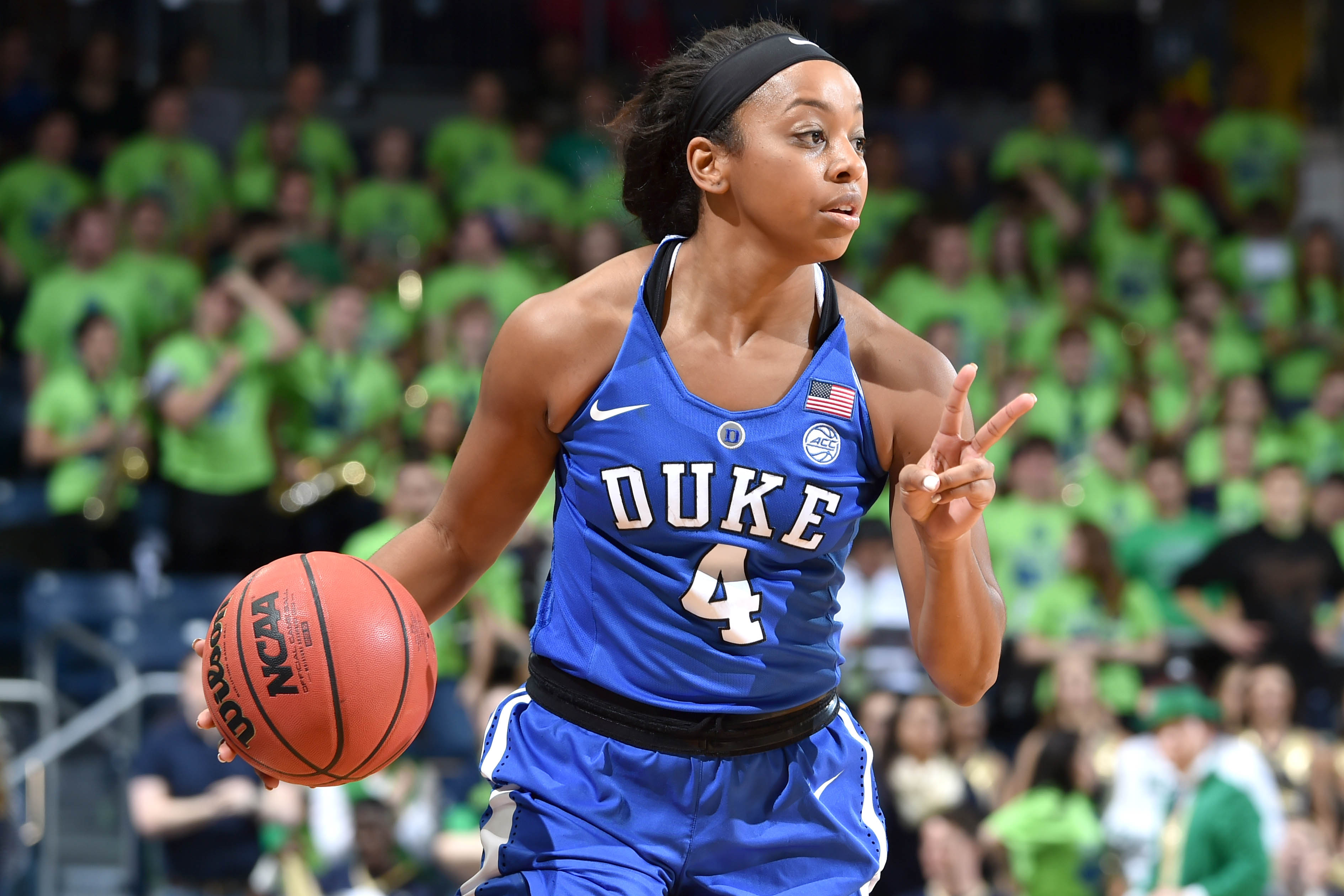Duke Women's Basketball Adds Three to All-ACC Teams
