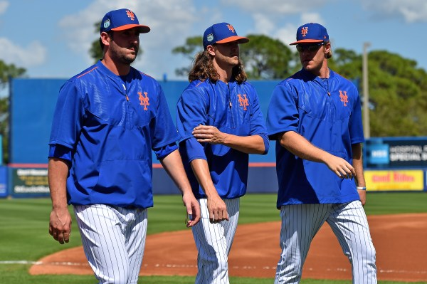 New York Mets Starting Pitching Centerfield Are Biggest